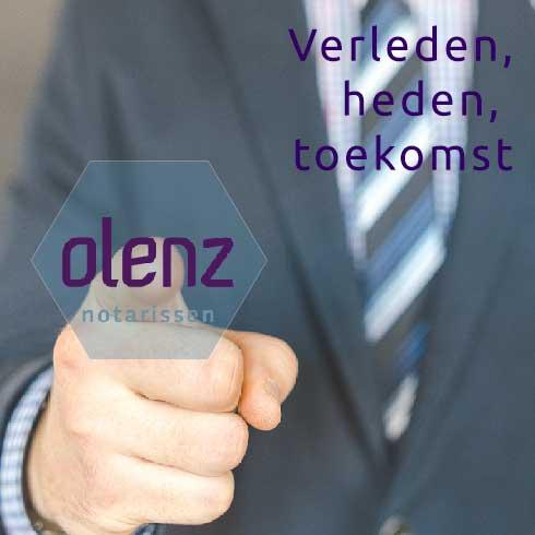 Verleden heden en toekomst Olenz Notarissen